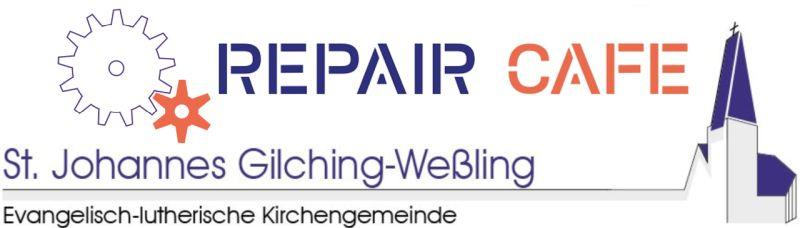 Logo Repair Cafe Gilching